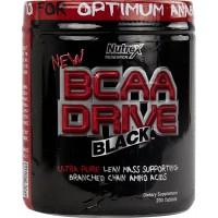 BCAA Drive Black (200таб)
