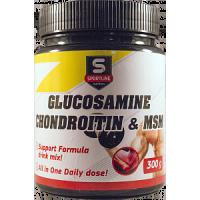 Glucosamine & Chondroitin & MSM Powder (300г)