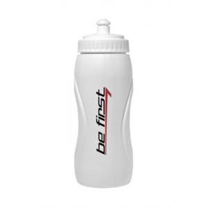 Бутылка Be First для воды, белая (700мл)