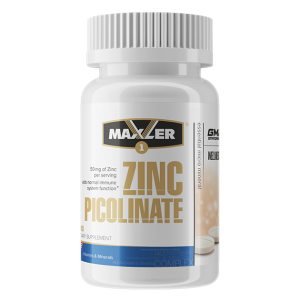Zinc Picolinate (60таб)