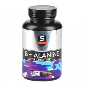 B-Alanine + Creatine HCL (125капс)